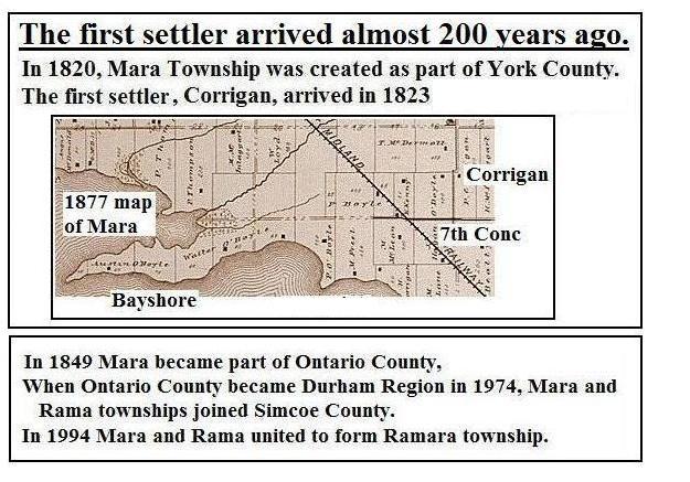 Ramara history